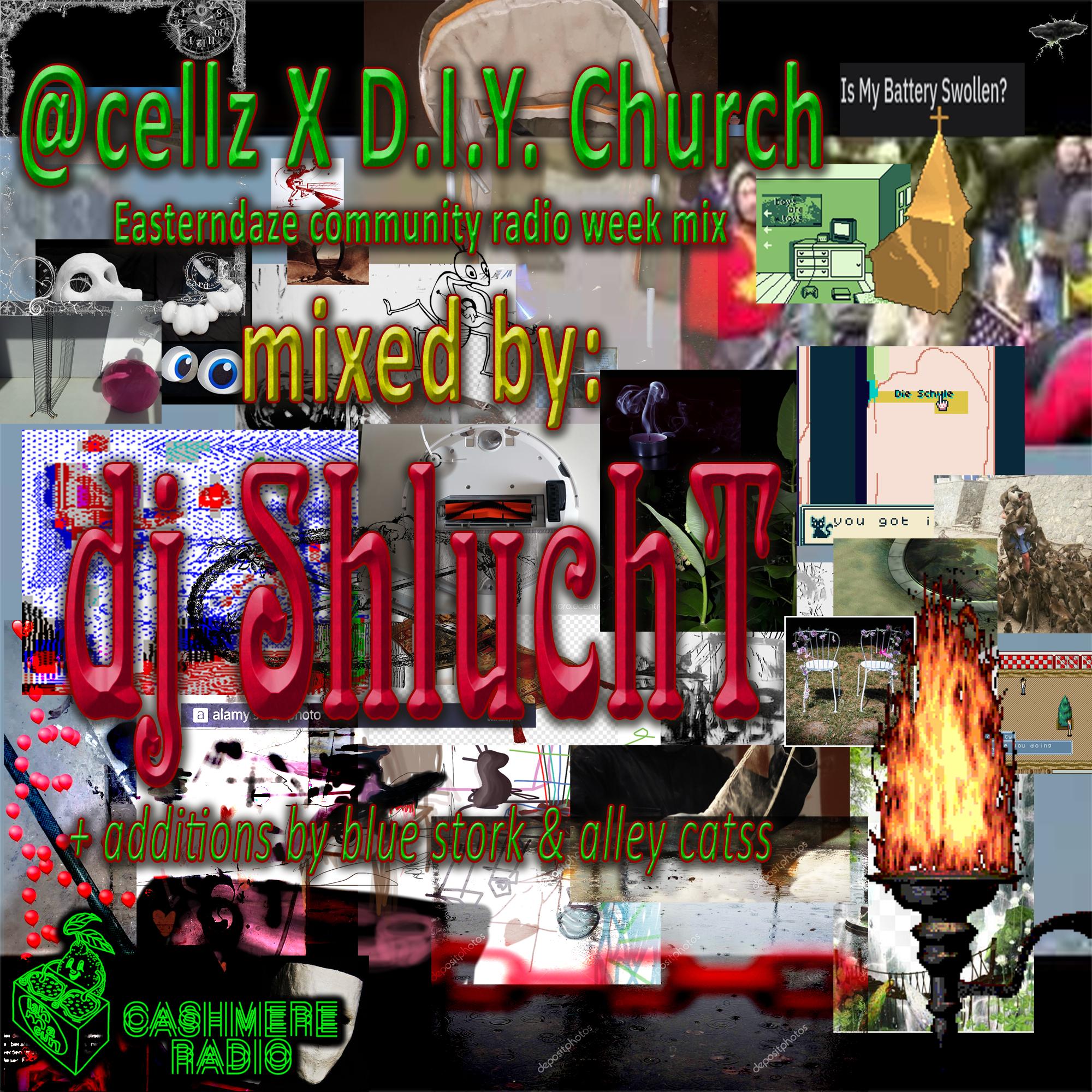 x D.I.Y. Church (Cashmere Radio)