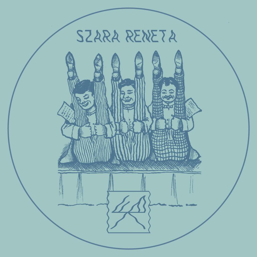 #31 Szara Reneta label special