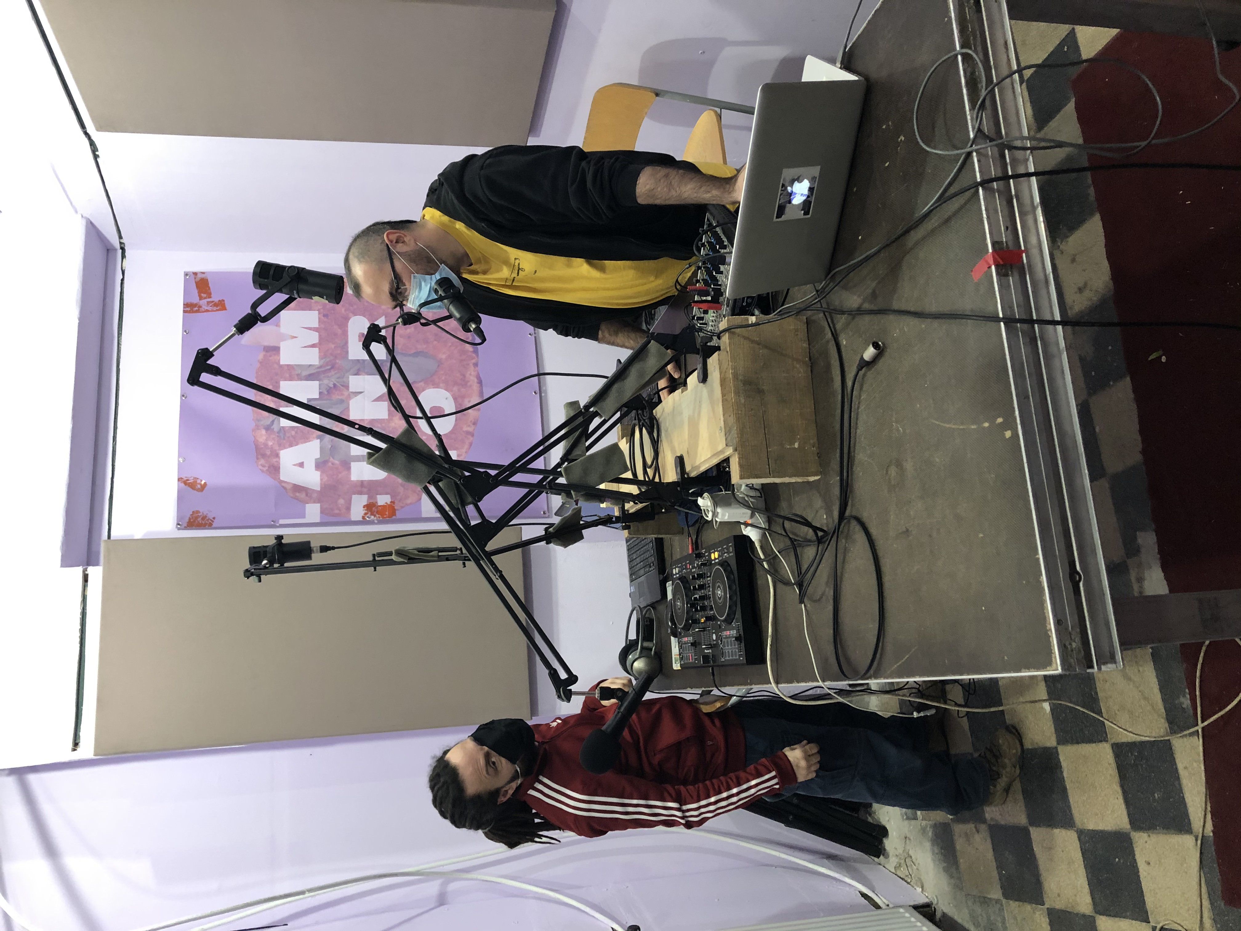 LIVE selector set: MaN & RVR