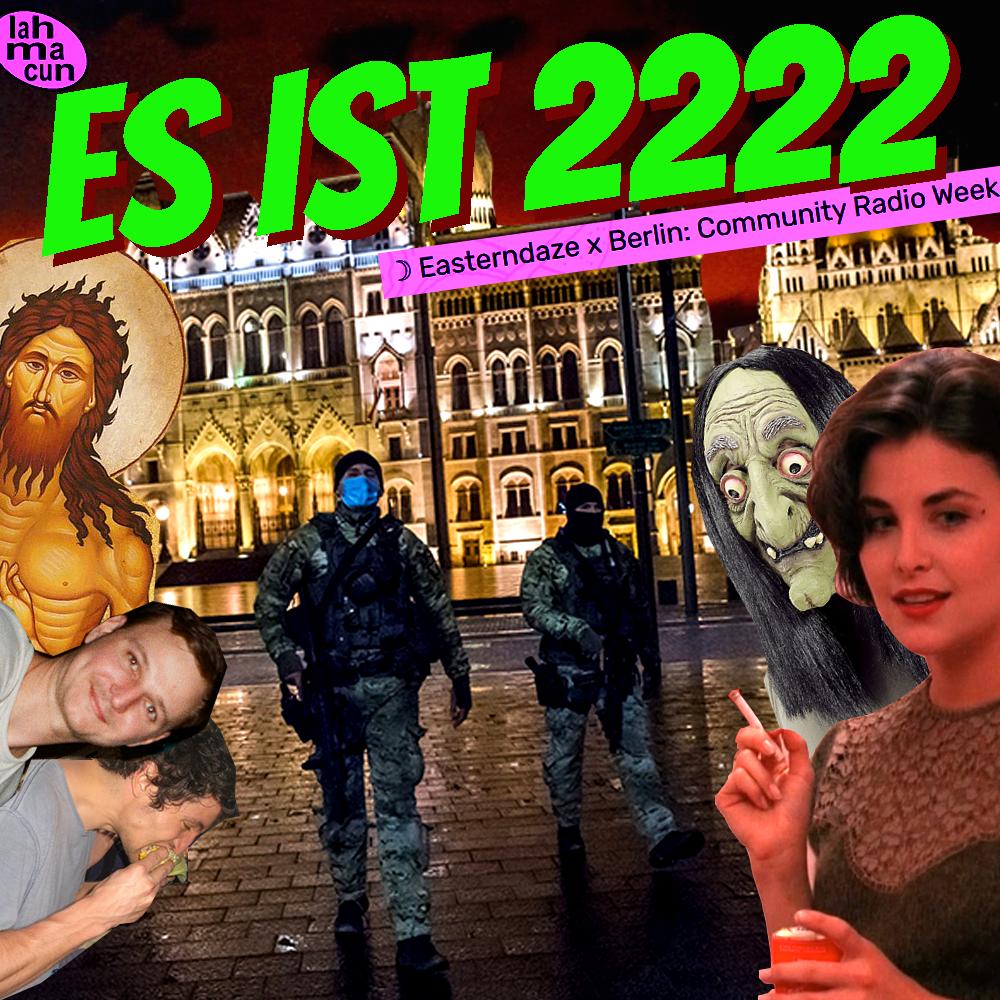 Es ist 2222