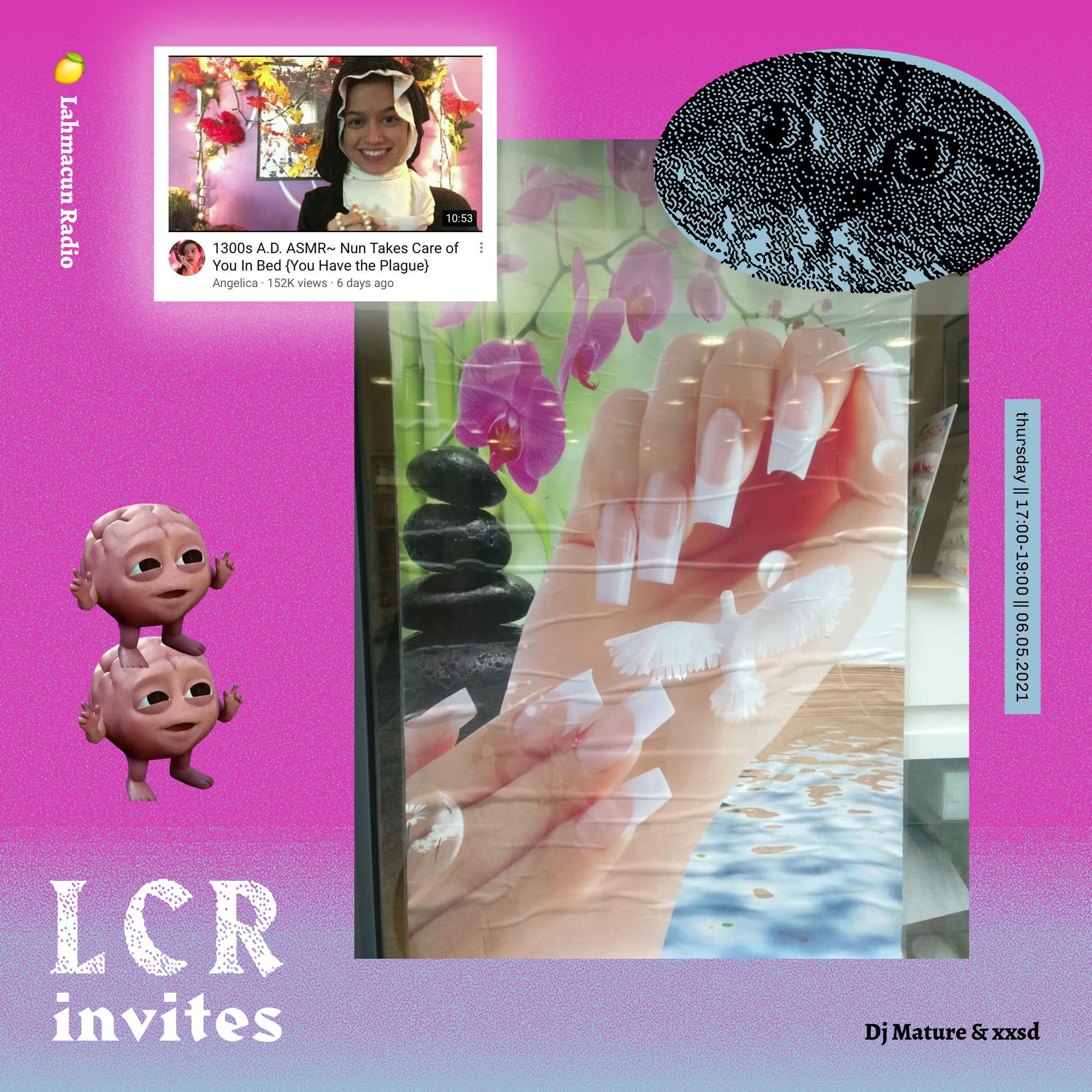 INVITES /// xxsd & Dj Mature /// [06.05.21]