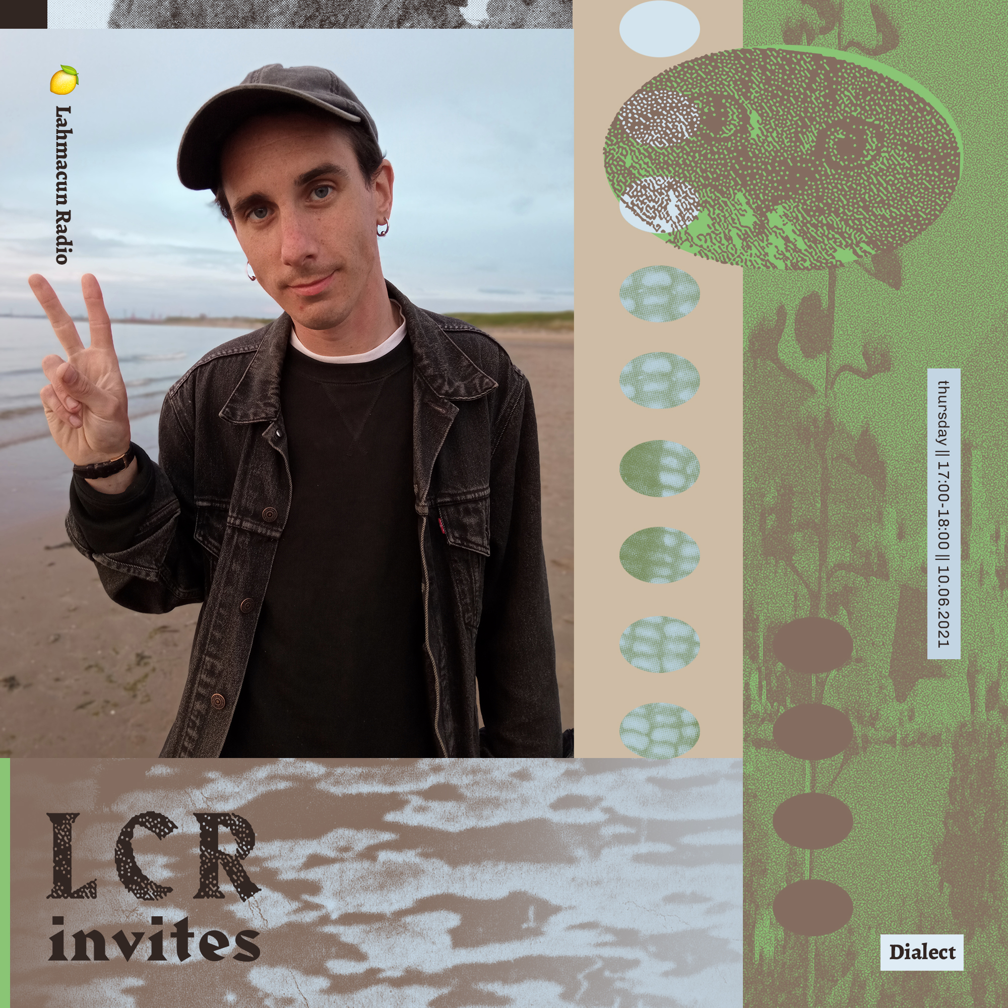 LCR INVITES /// Dialect /// [10.06.21]