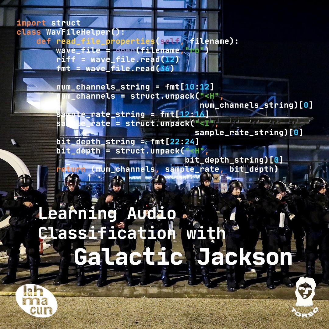 Galactic Jackson