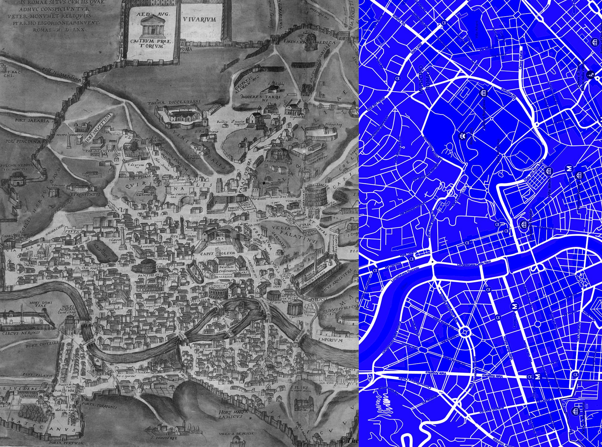 Urbs et Natura: A város embere, az ember városa