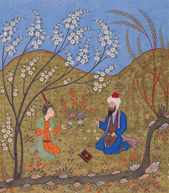 Kashf, a lepel fellibbentése(Juhász Tamással)