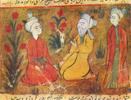 A SZÚFI TKO (al-Tahqiq Kashf Ordinátus) alakuló ülése!