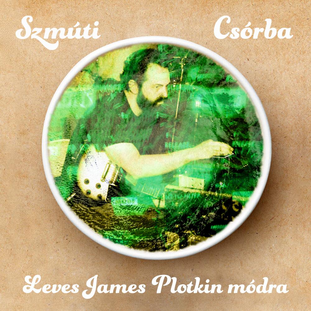 Leves James Plotkin módra