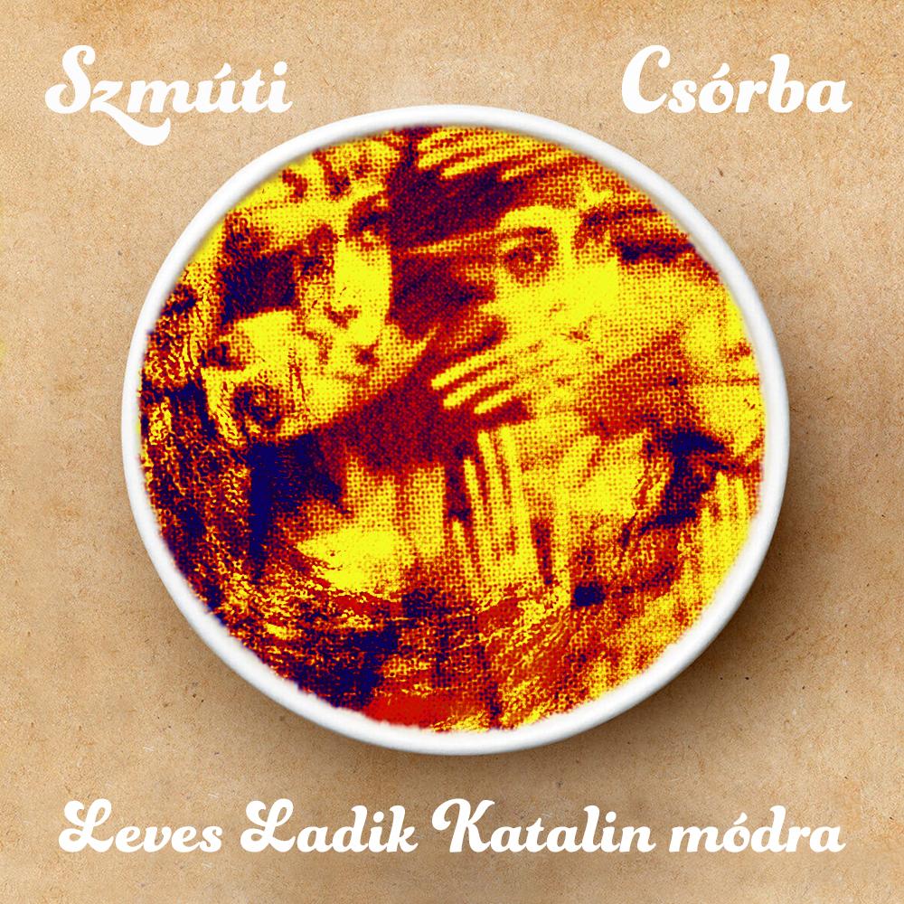 Leves Ladik Katalin módra