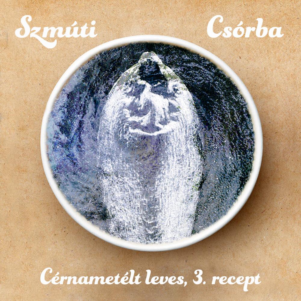 Cérnametélt leves, 3. recept