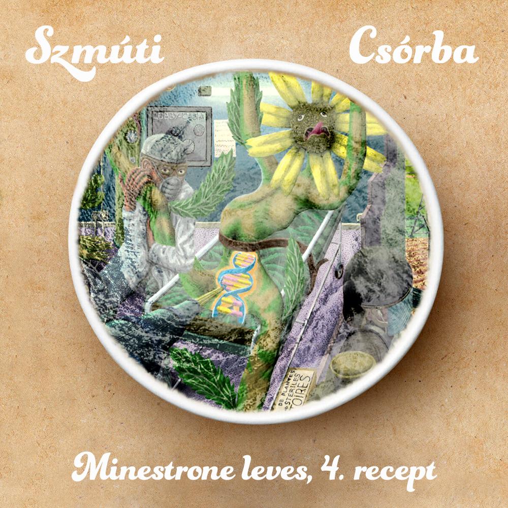 Minestrone leves, 4. recept