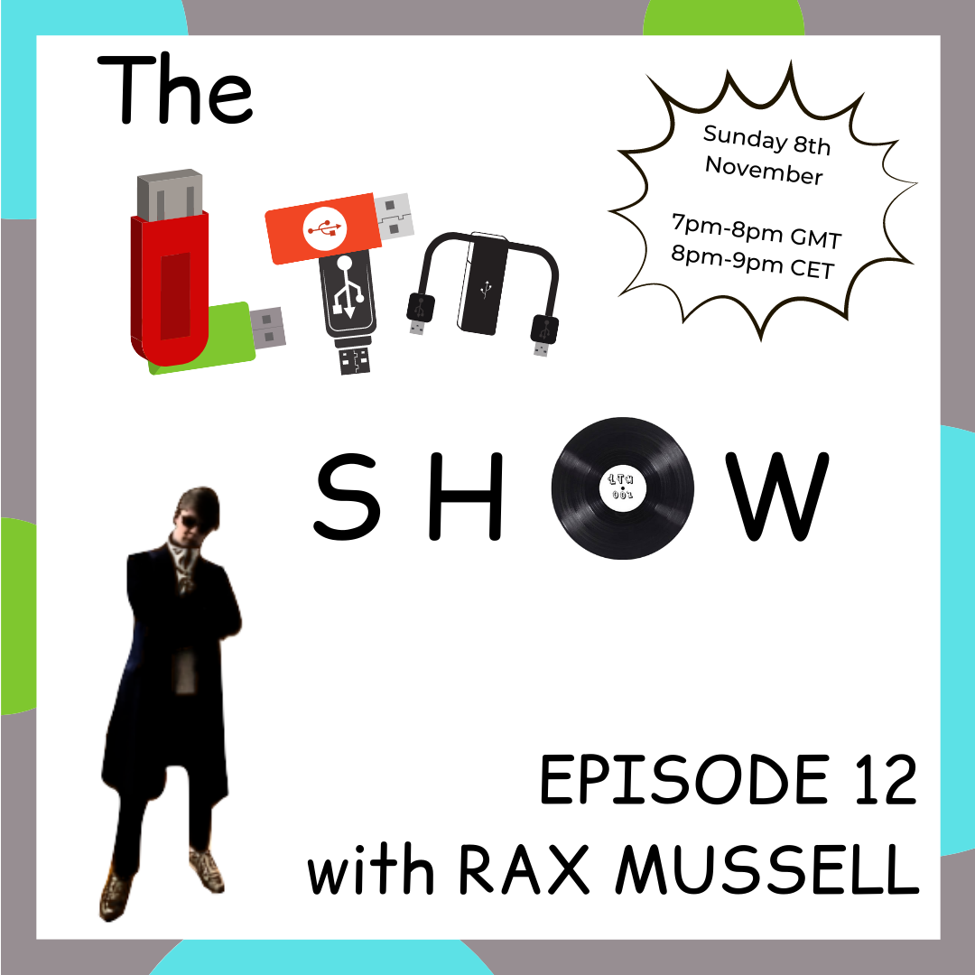 Rax Mussel from Grapevine Radio