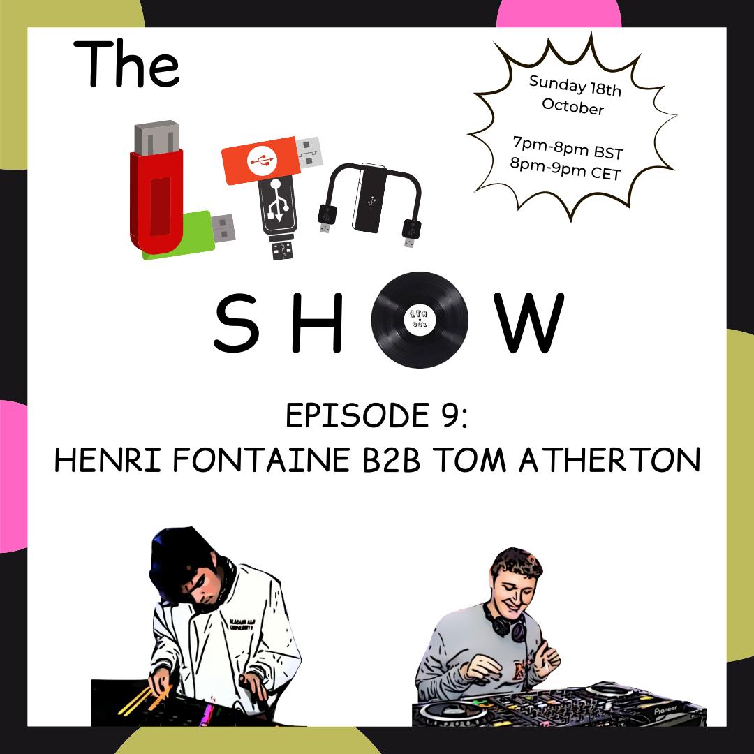 Henri Fontaine b2b Tom Atherton